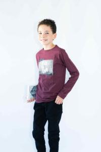 K-Tosi-un garçon et son livre